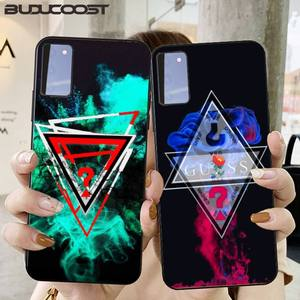2021 Latest GUESS Phone Case For Samsung Galaxy S6 7 8 9 10 20 S6 7 Edge Plus S9 10 Plus Elite S20 UITRA