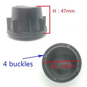 Image 5 - 1 pc für Hyundai Sonata 9 Lampe zubehör Birne trim panel Lampe shell Lampe access abdeckung Birne protector led lampe verlängerung staub