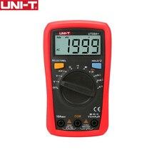 UNI T デジタルマルチメータ UT33A + オートレンジ電圧電流抵抗測定液晶 AC DC + 2mF 容量 NCV テスターバックライト