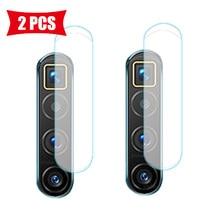 2PCS Back Camera Lens Tempered Glass Screen Protector Film for OPPO Realme X3 Super Zoom X2 3 5 6 Pro 6i X 3 SuperZoom 6Pro 5Pro