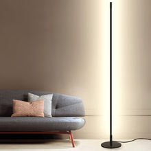 Минималистичные напольные светодиодные лампы в скандинавском