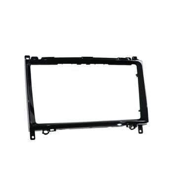 9inch Plate Panel Frame Fascias For Mercedes Benz W639/Vito/Viano /W906 Sprinter/W169/W245 Car Radio GPS Navi image