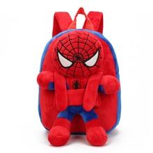 Children Boy School Bags Boys New Semester Spiderman Backpacks Child Book School bag Kids Shoulder Bag Satchel Knapsack Gift