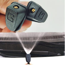 Car Windshield Washer Wiper Water Spray Nozzle for Chevrolets Cruze Captiva Lacetti Aveo Niva Trax Onix