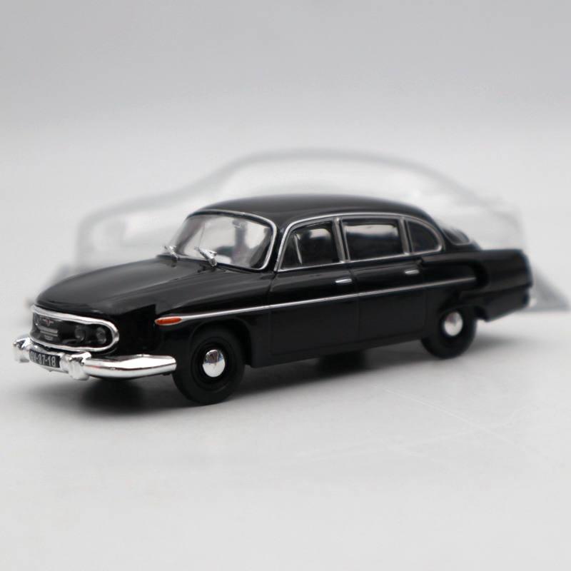 DeAgostini 1/43 Tatra 603 Black Diecast Models Limited Edition Collection Toys Car Auto