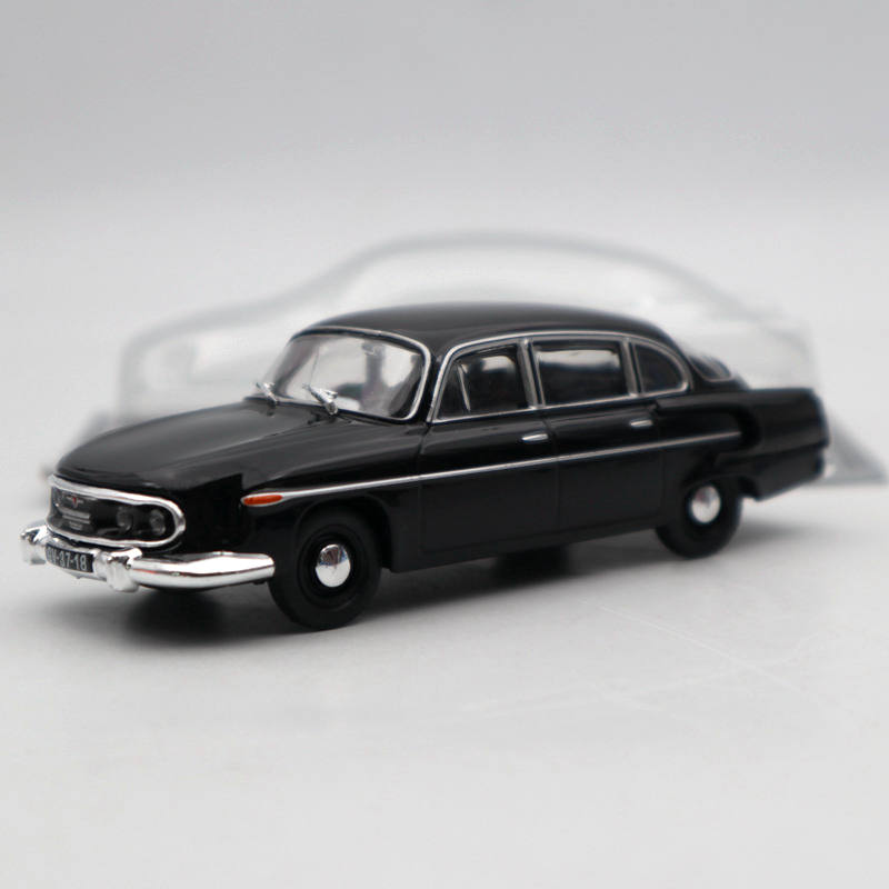 DeAgostini 1/43 Tatra 603 Black Diecast <font><b>Models</b></font> Limited Edition Collection toys <font><b>car</b></font> Auto image