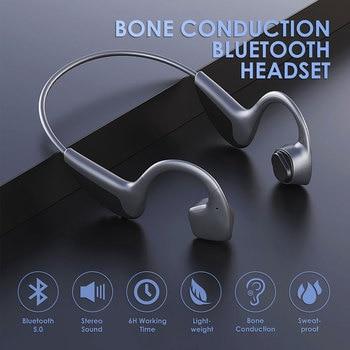 BBGear 2020 Original Bone Conduction Z10 Headsets Wireless Sports Earphones w/Mic Handsfree Call Support Drop Shipping - discount item  39% OFF Portable Audio & Video