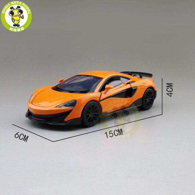 1/32 JACKIEKIM 600LT 600 LT moulé sous pression modèle voiture jouets pour enfants enfants tirer retour son éclairage cadeaux