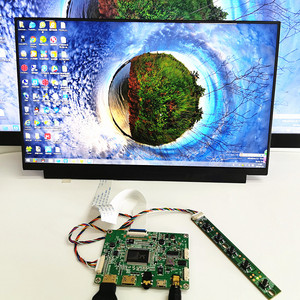 13.3 inchdisplay capacitive touch module kit 1920x1080 IPS 2mini HDMI LCD Module Car Raspberry Pi 3 Game PS3 XBox PS4 Monitor(China)