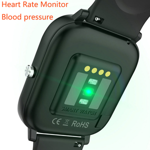 Image 4 - ساعة ذكية مع شاشة IPS مقاس 1.75 بوصة للرجال والنساء ، مقاومة للماء ، مع التحكم في معدل ضربات القلب وضغط الدم ، لأجهزة Android و Iphone