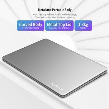 Teclast F7 Plus 3 Laptop 14.1″ 1920 x 1080 8GB RAM 256GB SSD Intel Gemini Lake N4120 Windows 10 Dual-band Wi-Fi Notebook USB 3.0 5