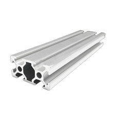 500Mm Length 2040 T-Slot Aluminum Profiles Extrusion Frame For 3D Printer(China)