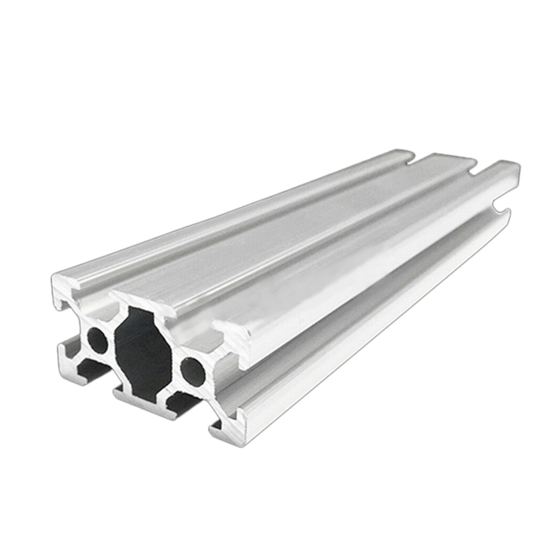 500Mm Length <font><b>2040</b></font> <font><b>T</b></font>-<font><b>Slot</b></font> Aluminum Profiles Extrusion Frame For 3D Printer image