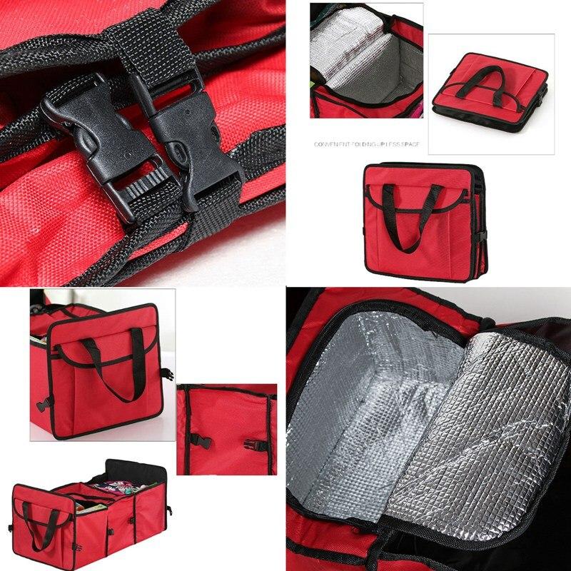 Купить lcyonger 1 шт автомобильный органайзер с карманами багажник