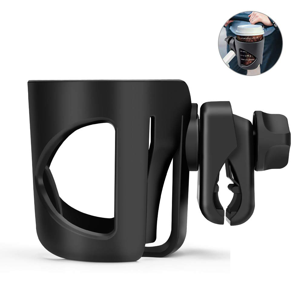 Buggy Baby Stroller Bicycle Accessories Nipple Drinking Universal Storage Steady Mount Bottle Holder Coffee Outdoor Hands-free
