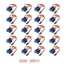 Micro-Servo Helicopter Boat Gear Spare-Parts Airplane Models Mini 1 for RC Rc-250/450/Airplane/..