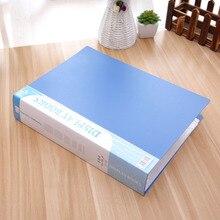 Folder Office Supplies A4 Information Book Folder Information Insert Folders 10 20 30 40 60 80 100 Pages