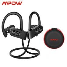Mpow alev 2 ipx7 su geçirmez 13H oynatma Bluetooth 5.0 spor kulaklık CVC6.0 gürültü iptal iPhone Samsung Huawei Xiaomi için