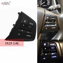 100% Оригинал Кнопку Руль Для Hyundai ix25 (creta) 2.0 Круиз-Контроль Кнопки Пульта Дистанционного Управления Bluetooth Кнопку Телефона