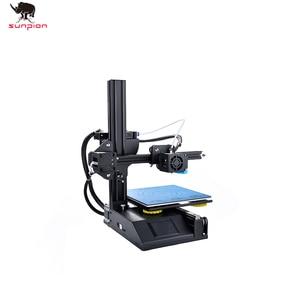 Image 3 - 3D מדפסת S200 חדש באופן מלא התאסף עם מחומם 180x180x180mm לבנות צלחת + MicroSD כרטיס מראש עם להדפסה 3D מודלים