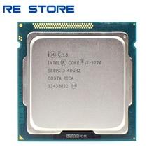 Intel Core i7 3770 3.4GHz 8M 5.0GT/s LGA 1155 SR0PK CPU masaüstü İşlemcisi