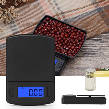 High Precision Pocket Scale Digital for Gold Sterling Jewelry Scales Weight Gram Balance LCD Electronic Mini Scales mini precision scale 100g 200g 500g 0 01 0 1g digital pocket scale for gold jewelry weight gram balance lcd electronic scales