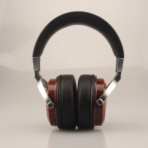Image 4 - Neue 1Set Faltbare 3,5mm Stereo Holz Über ohr Kopfhörer Kopfhörer Headset für PC Laptop Handy Tablet MP3 computer