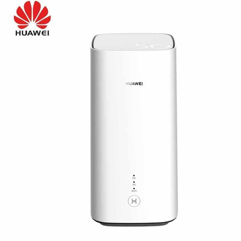 Huawei 5G CPE Pro Wireless Router WIFI Portatile Da Viaggio 5G WIFI Hotspot Fisso Linea Gigabit Router