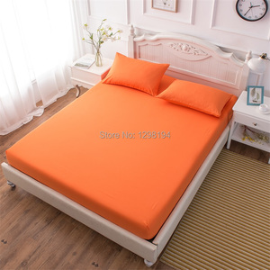 2/3PC Bed Sheet Set Fitted Sheet with Pillow Case Bedding Mattress Cover Brushed Microfiber Ultra Soft Hypoallergenic Breathable