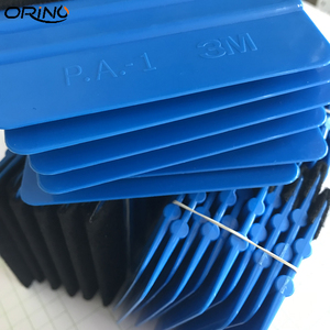 50pcs 3M Squeegee Felt Squeegee Vehicle Window Vinyl Film Car Wrap Applicator Tools Scraper(China)