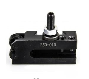 Image 2 - DMC 250 000 Cuniform GIB Type Quick Change Tools Kit Tool Post Holder 250 001 010 Tool Holder for Lathe Tools