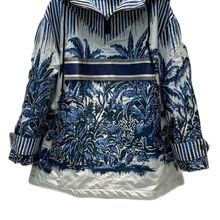 Luxury Designer Women's Jackets Summer 2021 High Quality Hoodie Female Coat Brand Clothing Women Windproof Overcoat Tops 51016