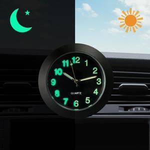 Car Quartz Clock Car Decoratio