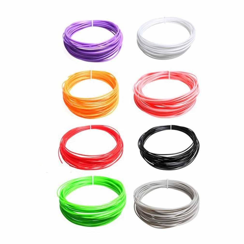 100 เมตร 20 สี PLA วัสดุสิ้นเปลืองสำหรับ 3D การพิมพ์ปากกาอุปกรณ์เสริมหัวข้อ 3 D ปากกาเครื่องพิมพ์วัสดุสิ้นเปลืองสำหรับของขวัญ