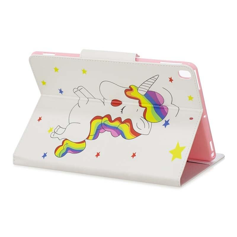 case MULTI Stand Flip PU Leather Capa Case For iPad 10 2 Case 2019 A2200 A2198 A2197 A2232