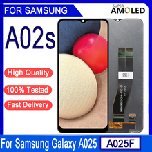 Original LCD For Samsung A02s A025 SM-A025F lcd Display Touch Screen Replacement Digitizer Assembly For Samsung A02s SM-A025F
