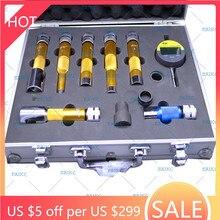 Erikc Injector Valve Shims Lift Kloof Pakkingen Slag Meetinstrument Nozzle Wasmachine Ruimte Testtools E1024007 Voor Bosch