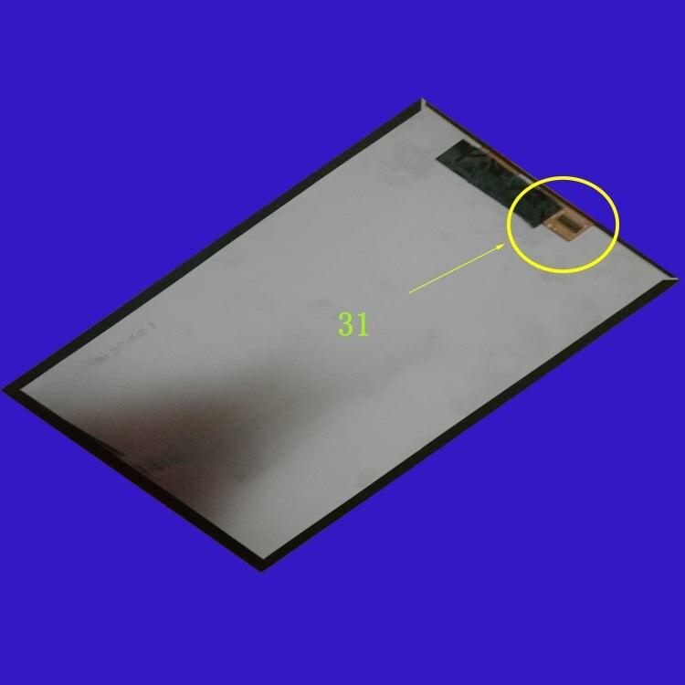 Darmowa wysyłka Moduł LCD 10.1 cal 31pin dla FPCA.101067AV1 WJWX101067A-1 WJWX101071A wyświetlacz tabeli