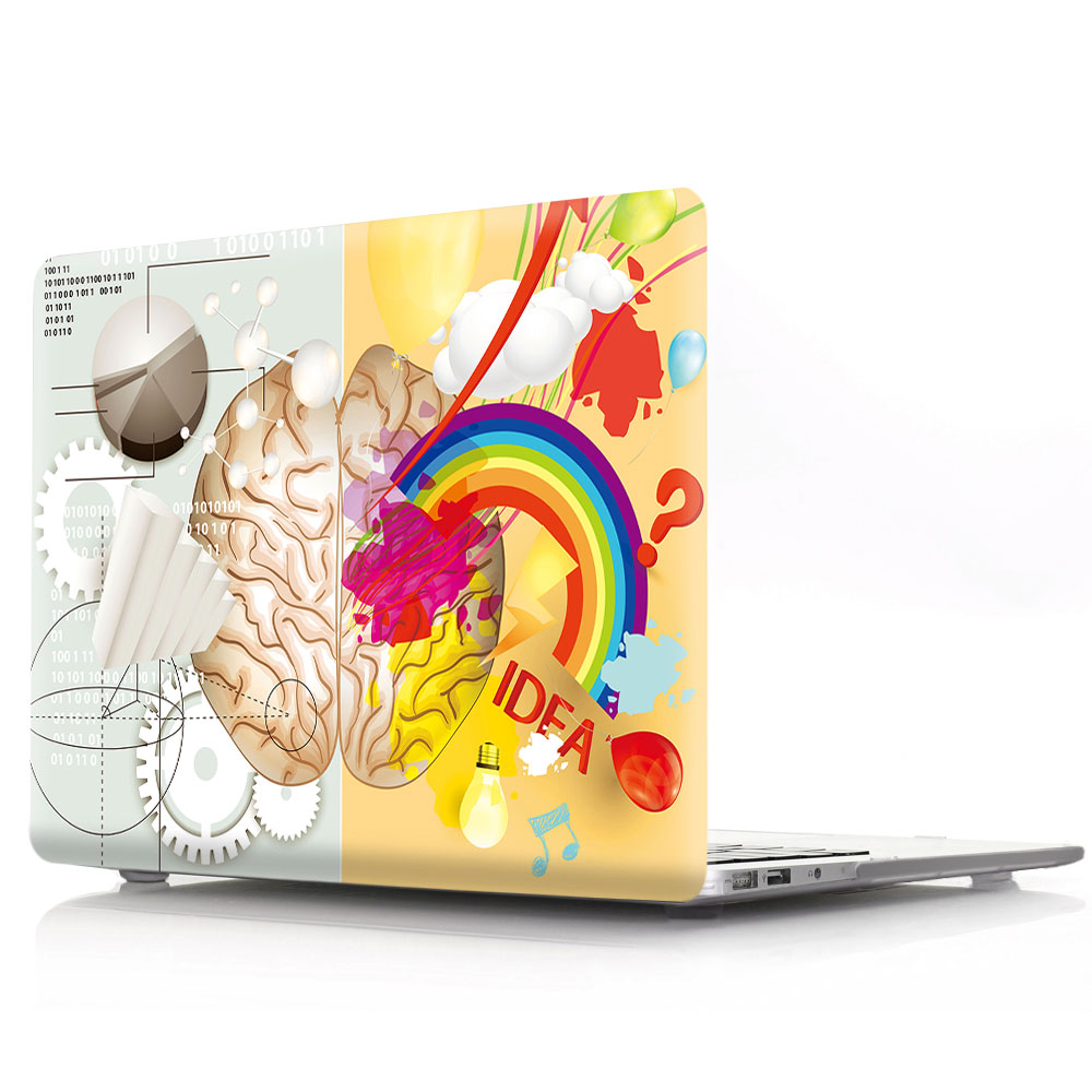 Brain Painting Case for MacBook 134