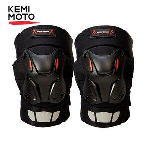 KEMiMOTO Motocross Knee Pads P
