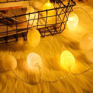 Светодиодный лампы украшения Ins Фонари Праздничные огни Открытый Пейзаж сада