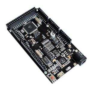 Mega 2560 + WiFi R3 ATmega2560 + ESP8266 32Mb USB-TTL CH340G Compatible For Arduino Mega2560 Development board For WeMos ESP8266(China)