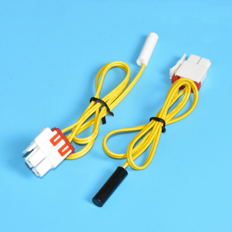 2pcs/lot Original New For Samsung Frost Free Refrigerator Parts Defrost Sensor Probe Temperature 5k