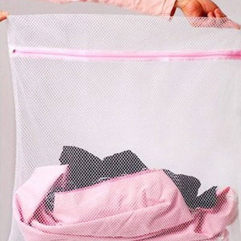 Fine Mesh Laundry Bag Classification Cleaning Clothes Are Not Entangled To Reduce Hair Ball Home Storage Storage