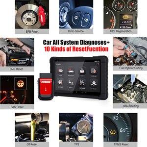 Image 3 - Ancel X6 OBD2 сканер Bluetooth сканер ABS подушка безопасности Oil EPB DPF Сброс OBD 2 Автомобильный сканер считыватель кодов автомобильный диагностический инструмент