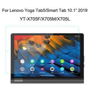 9H szkło hartowane Screen Protector folia ochronna dla Lenovo Yoga Tab5 Smart Tab 10.1