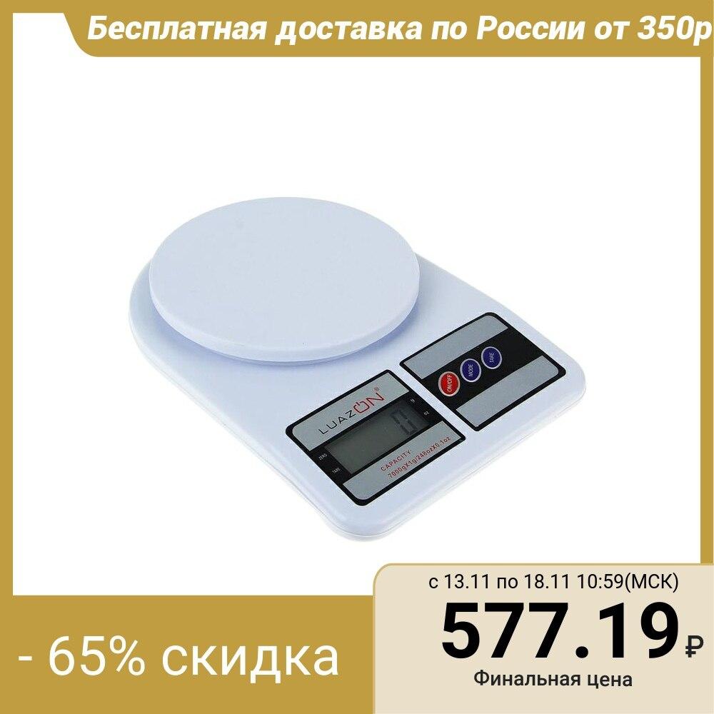 Kitchen scales LuazON LVK-704, ...