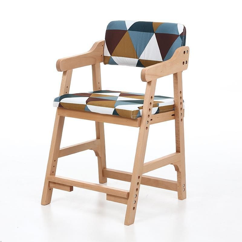 Meble Dzieciece Tabouret Pour Silla Table For Cadeira Infantil Children Kids Chaise Enfant Adjustable Baby Furniture Child Chair