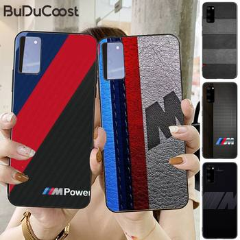 TOP car BMW Phone Case for Samsung S20 plus Ultra S6 S7 edge S8 S9 plus S10-5G lite 2020 S10E image
