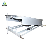 12ton Hot sale hydraulic mobile dock leveler for truck loading with cheap price